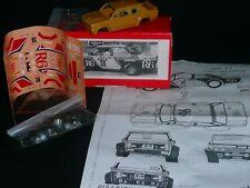 """KIT GAMMA 1/ 43 : FIAT 131 ABATH """"R6"""" - NOBERASCO - RALLYE TOUR DE CORSE1982"""