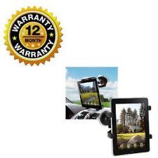 Car iPad Holder Black Car Windshield Dash Suction Bracket Tablet Mount Holder