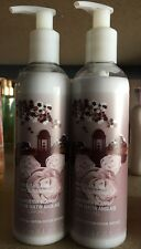 The Body Shop Dreams English Dawn White Gardenia Lotion X2