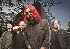 SEETHER BAND ROCK METAL POSTER PICTURE WALL ART PRINT A3 AMK2516