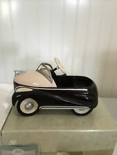 Hallmark Kiddie Car Classics Pedal Car 1939 Steelcraft Lincoln Zephyr By Murray