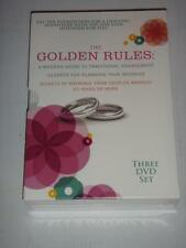 3-DVD set THE GOLDEN RULES Secrets of Marriage, Engagement, Wedding Planning NEW