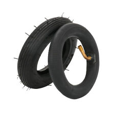 """6 x 1 1/4"""" Tyre Tire & Inner Tube Bent Valve fits Mini Cycle Electric Scooters"""