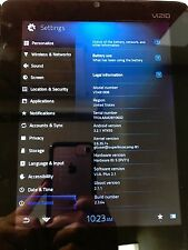 "Vizio VTAB1008-B 8"" Android WI-FI Tablet  Bundle"