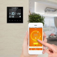 Smart Wi-Fi Programmable Touch Screen Display Thermostat Temperature Controller