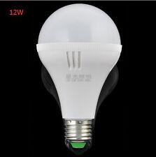 E27 Energy Saving LED Bulb Light Lamp 12W Cool White AC 220V