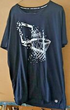 Australian NBL Mens Poly/Cotton Tee. Licensed Product