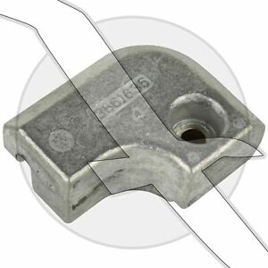 Volvo Penta 3861636 Salt Water Anode for XDP Sterndrive Outdrive