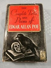 The Complete Tales and Poems of Edgar Allan Poe 1938 Hardcover