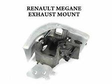RENAULT Megane Mk2 & Scenic Mk2 Exhaust Rubber Mount Bracket Steel Hanger