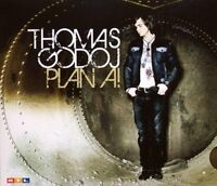 Thomas Godoj Plan A! (2008, slidecase, 14 tracks) [CD]