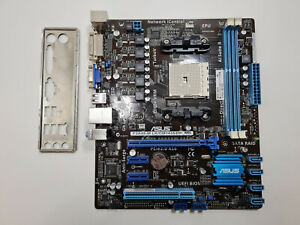Asus F2A55-M LK/CM1435/DP_MB Sockel FM2 DDR3 Ver. 1.02 microATX Mainboard