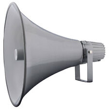 "New Pyle PHSP16 16"" Indoor/Outdoor 80W PA Horn Speaker W/ 70-100V Transformer"