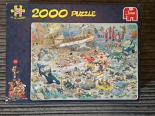 Jigsaw Puzzle - 2000 Pieces