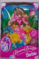 Barbie Vintage 1996 Blossom Beauty Doll with Magical Fairy #17032 NFRB Mattel.