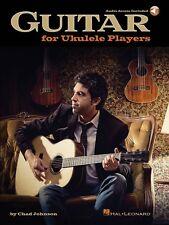GUITAR FOR UKULELE PLAYERS UKE TAB PLAY ALONG SHEET MUSIC SONG BOOK