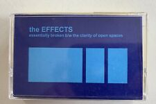 The Effects Cassette EP! OOP! Small Run. Faraquet, Smart Went Crazy, Medications