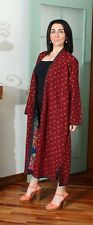 "58.27"" x 44.88"" Dress Uzbek Robe VINTAGE FAST Shipment With UPS 11377"