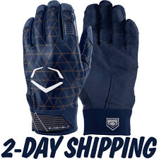 EvoShield Adult EVOCHARGE GEL TO SHELL Batting Gloves NAVY -WTV4100NA