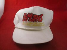 Ex-Mutants Comic / Sega Genesis Game Promotional Hat Promo White Cap
