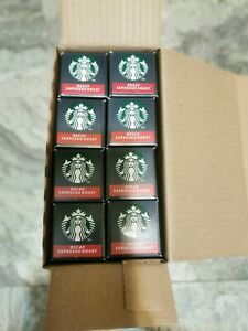 Starbucks Decaf Espresso Roast by Nespresso Dark Roast 8 x 10 (80 Capsules)