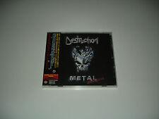 Destruction - Metal Discharge Japan/Sealed New CD