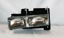 Headlight Left TYC 20-1669-00 Chevrolet/GMC