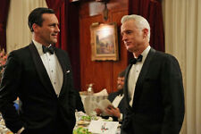 "Mad Men Don Draper, Roger Sterling 14 x 11"" Photo Print"