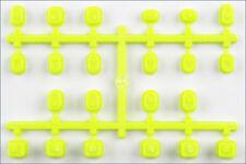 Boccole Eccentrici Piastrine Giallo per Kyosho MP9 - IF442-KY IF442KY