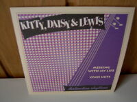 KITTY, DAISY & LEWIS 7 Single Messing With My Life NEW  2011