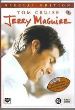 JERRY MAGUIRE : TOM CRUISE - RENE ZELLWEGER - NIEUW - 2 dvd set SPECIAL EDITION
