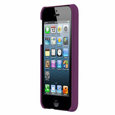 Tech21 D3O® Impact Snap Case Cover For iPhone 5 & 5S | T21-1813 | Purple