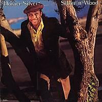 HORACE SILVER Silver'n Wood US Press LP