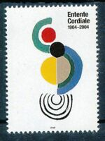 """FRANCE STAMP 3657a """" COCCINELLE DELAUNAY VARIETE SANS GRIS """" NEUF xx LUXE N414"""