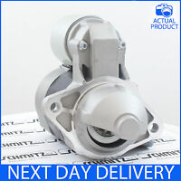 FITS VAUXHALL ASTRA H 1.8 PETROL Z18XE 2004-2009 NEW STARTER MOTOR