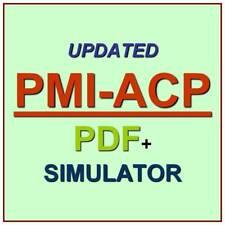 PMI Agile Certified Practitioner PMI-ACP Test PMI-200 Exam QA PDF+Simulator