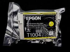 EPSON T1004 Cartuccia di Inchiostro Giallo Originale