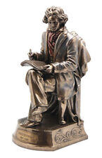 Beethoven Composing Statue Composer Sculpture Pianist Figure HOME DECOR