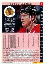 1993-94 Score Promos Samples #3 Steve Larmer