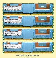 4x 8GB PC2-5300F FB DIMM ECC REG FIT Apple Mac Pro 2006 1,1 2007 2,1 2008 3,1