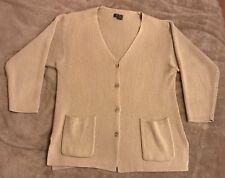 Jigsaw Oversize Cardigan Size 14-18