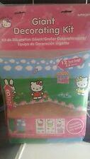 Hello Kitty Scene setter decorating kit - Free Post
