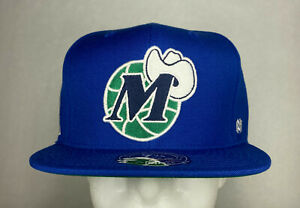 Mitchell and Ness NBA Dallas Mavericks HWC High Crown Fitted Hat, Cap, New