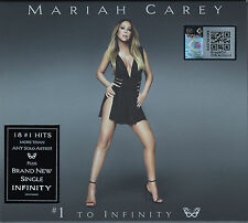 MARIAH CAREY #1 To Infinity 2015 MALAYSIA Edition CD + Guarded Card Slipcase NEW