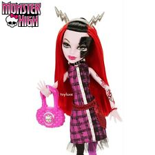 Monster High FREAKY FUSION Inspired Ghouls OPERETTA & FRANKIE Stein Doll Hybrid