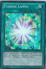 Fusione Lampo DRLG-IT016 SUPER RARA MINT  YUGIOH