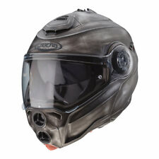 2018 CABERG DROID IRON FLIP FRONT MODULAR MOTORCYCLE SAFETY CRASH HELMET STAR WA