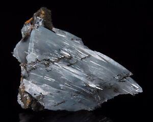Blue BARITE crystals * Sidi Lahcen * Morocco
