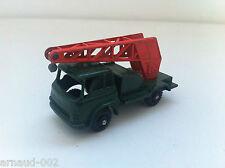 Budgie Model - 20 - Camion grue - Crane truck