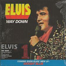 Elvis Presley - Way Down   3 Track CD single
